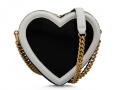 Stella McCartney Sailor Heart Cross Body Bag