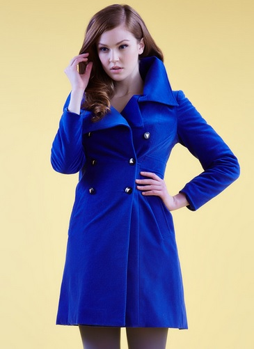 coat from Vaute Couture