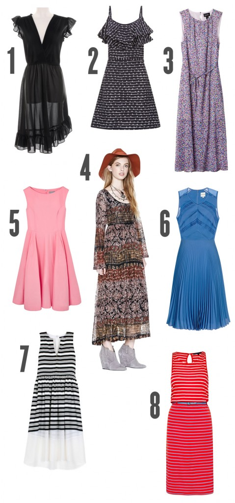 Vilda Magazine retro dresses vintage vegan fashion