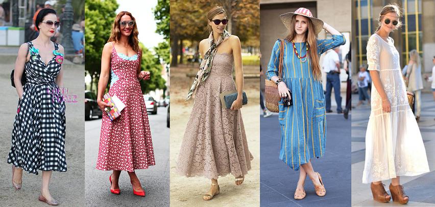 Vilda Magazine retro dresses