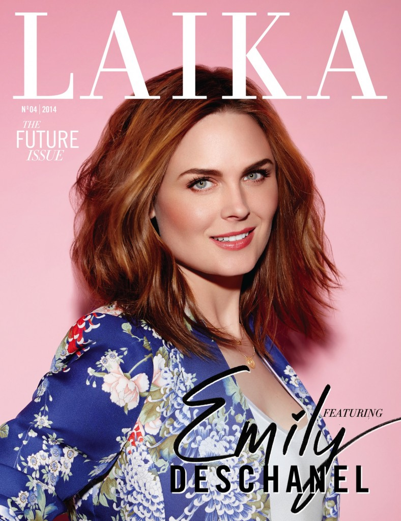 LAIKA_ISSUE4_COVER