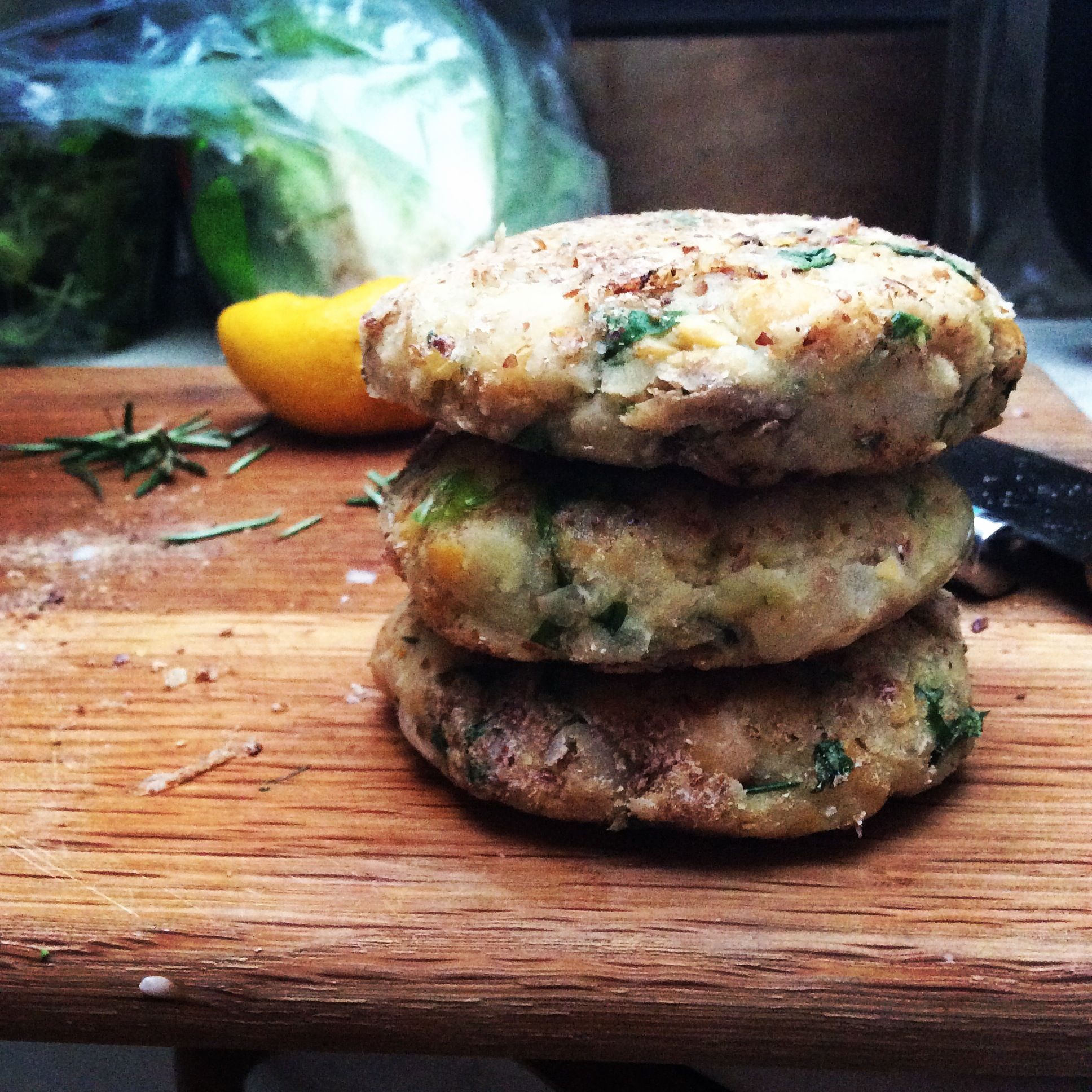 how to make healthy tuna fish cakes
