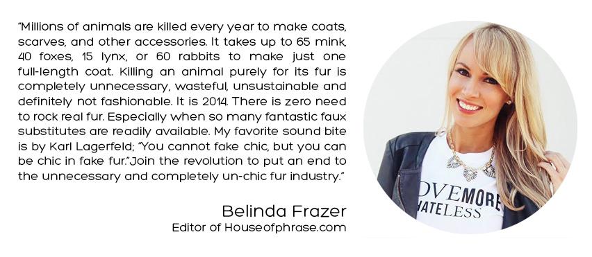 Belinda Fraser Vilda Magazine