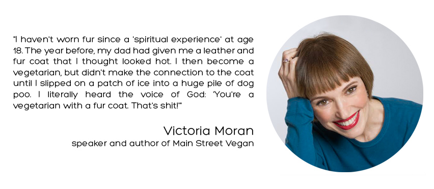 Victoria Moran Vilda Magazine