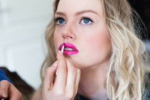 Spring Beauty: Bold Lips and Eyes