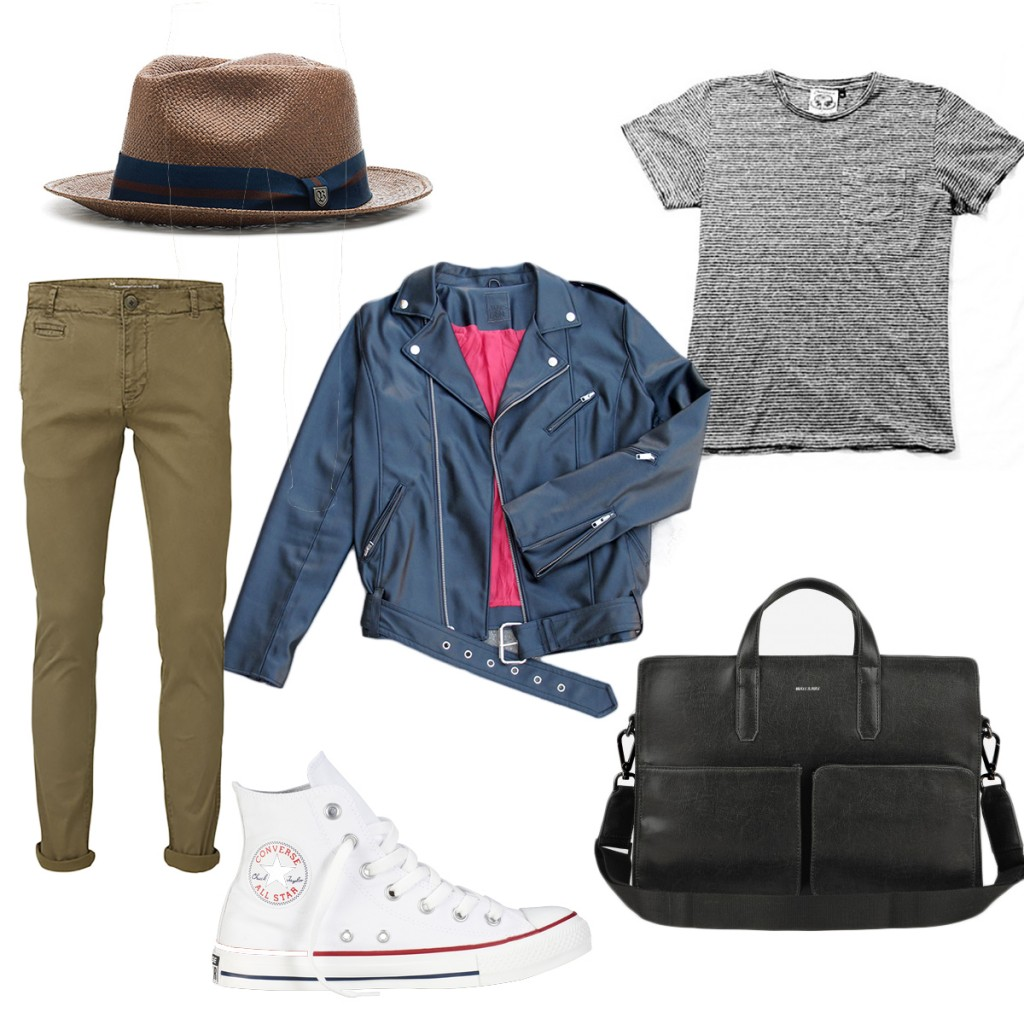 mens summer uniform