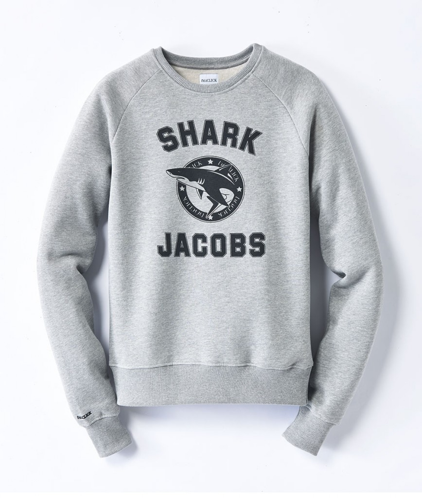 Shark Jacobs Sweater Tres Click