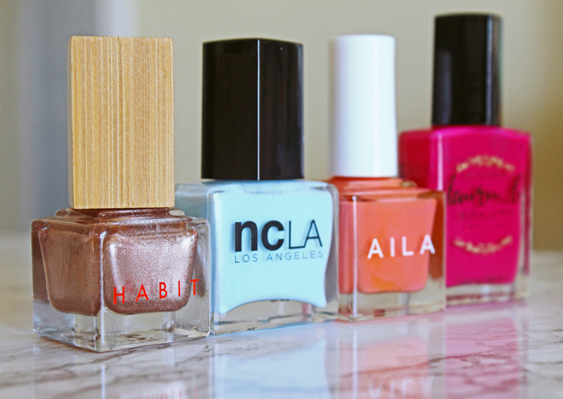 7 Luxury 5-Free and Cruelty-Free Nail Polish Brands