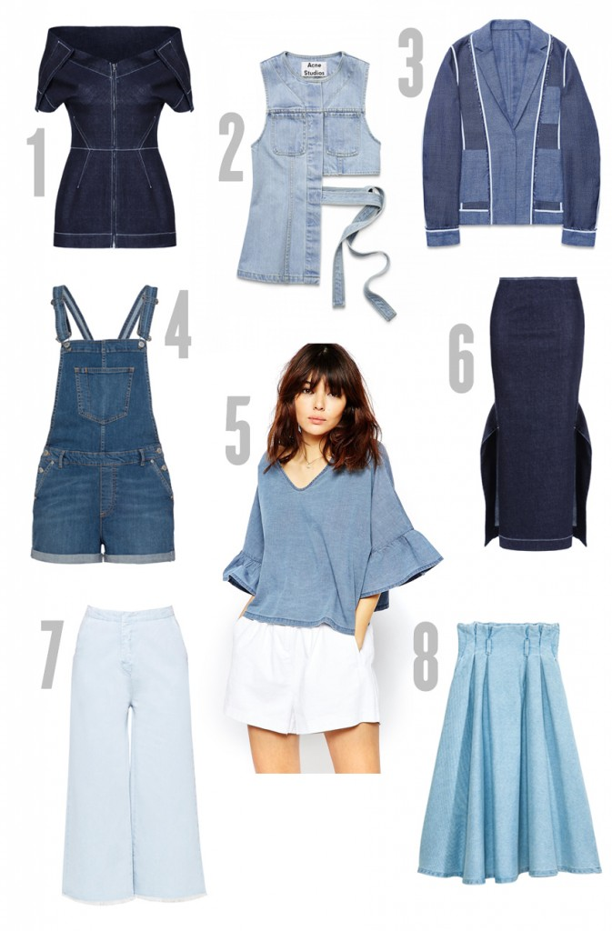 Vilda_spring14_denim_collage