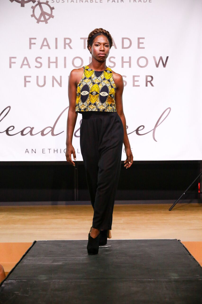 Fair trade fashion show 19