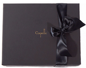 Each pair of Coquette shoes come lovingly wrapped in a beautiful vegan box.
