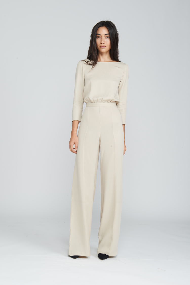 animal behavior jumpsuit