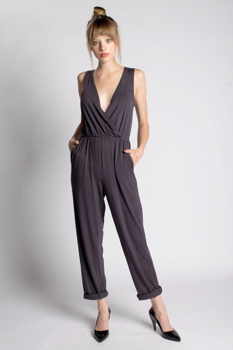 bead and reel jumpsuit