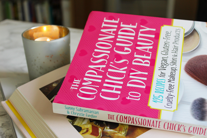 Review of The Compassionate Chick's Guide to DIY Beauty
