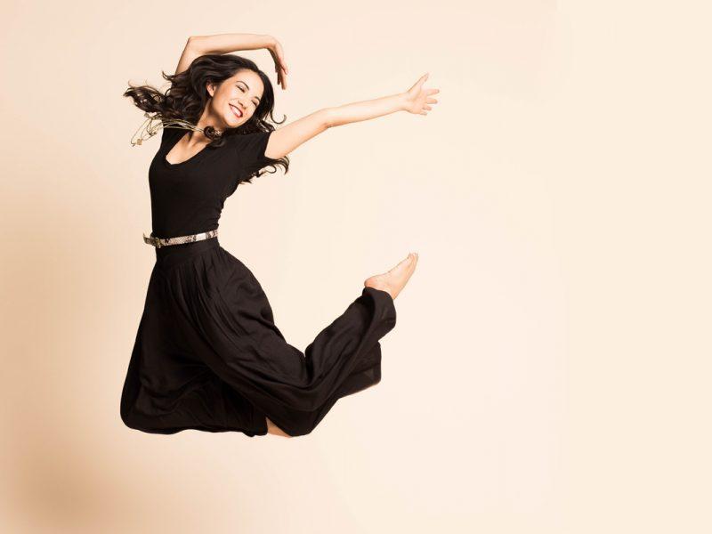 Benita Robledo in Bead & Reel for Vilda Magazine