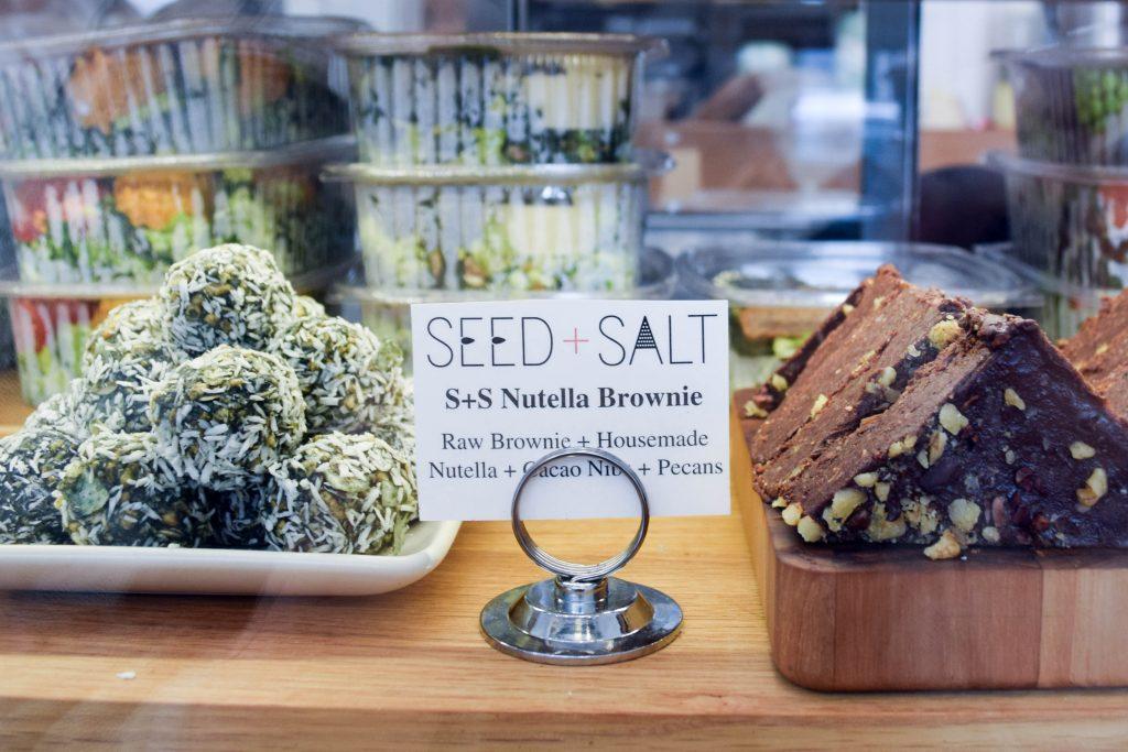 Seed + Salt