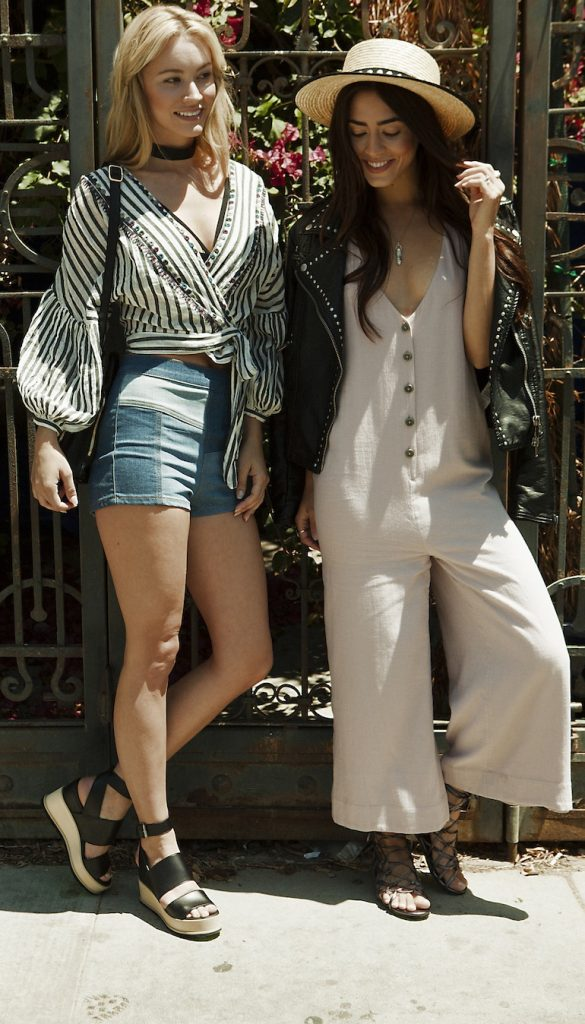 97857e675497 After winning PETA's Compassionate Business Award in 2016 for their vegan  fashion selection, Free People is now showcasing that selection in a PETA  lookbook ...