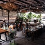 A cool cafe in Chiang Mai called Food 4 Thought.