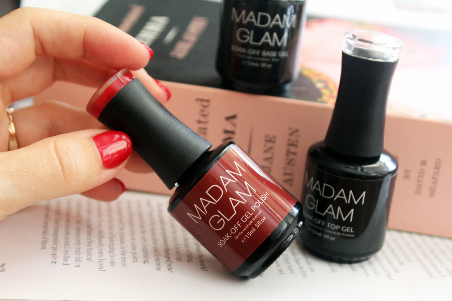 Found: Cruelty-Free, 5-Free Vegan Gel Nail Polishes For Your ...