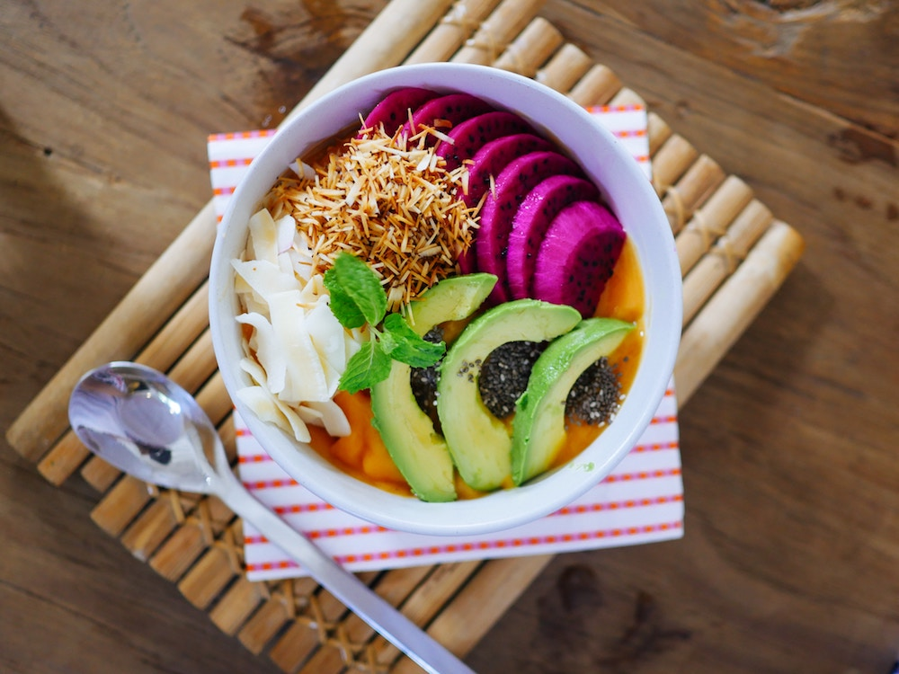 Colorful Healthy Food