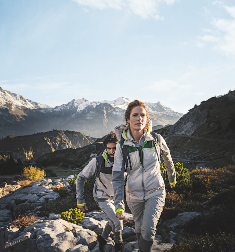 Vaude Green Shape collection