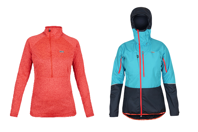 Paramo ethical outdoor clothing