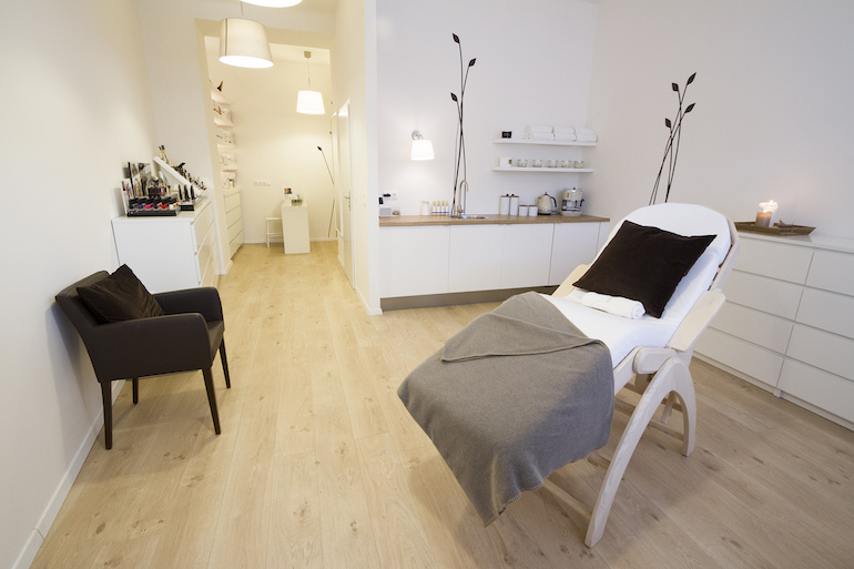 Narona Vegan Beauty salon in Vienna