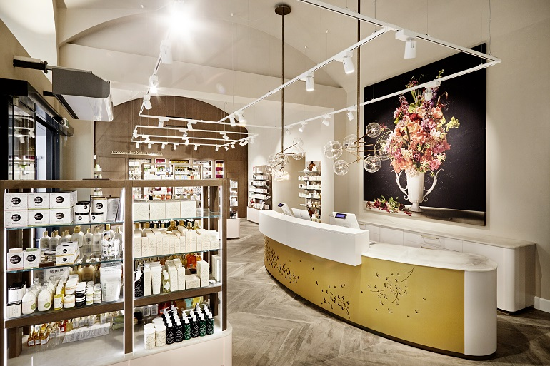Staudigl Naturparfumerie vegan beauty salon in Vienna