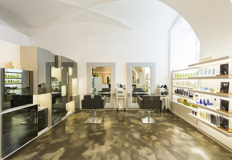 Wiener Frisore vegan hair salon in Vienna