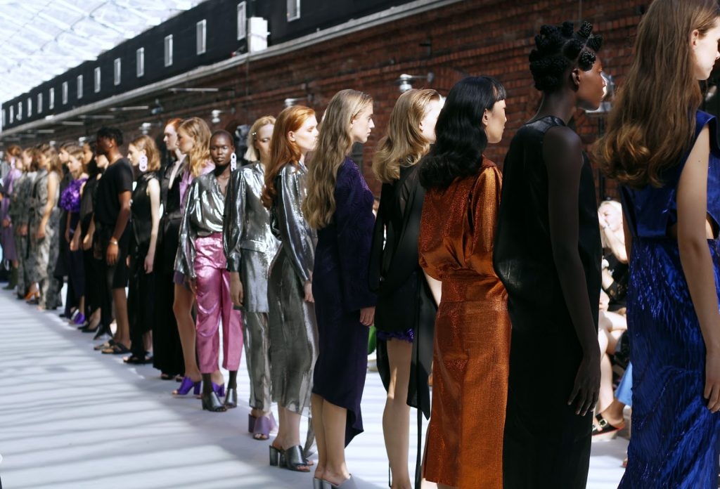 Inside Helsinki Fashion Week's First Leather-Free Season - Vilda